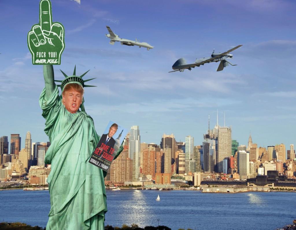 m aking america great again
