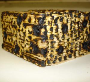 Will's Geometric Solid Beautiful Burns Wooden Modular