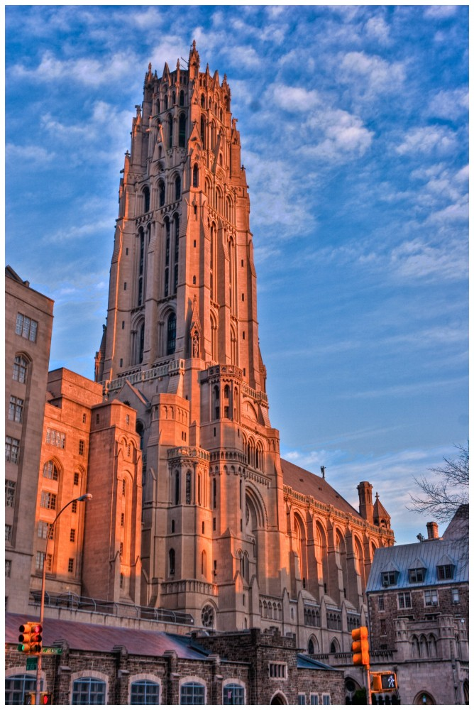 Check Out The Grandiose Riverside Church In New York City