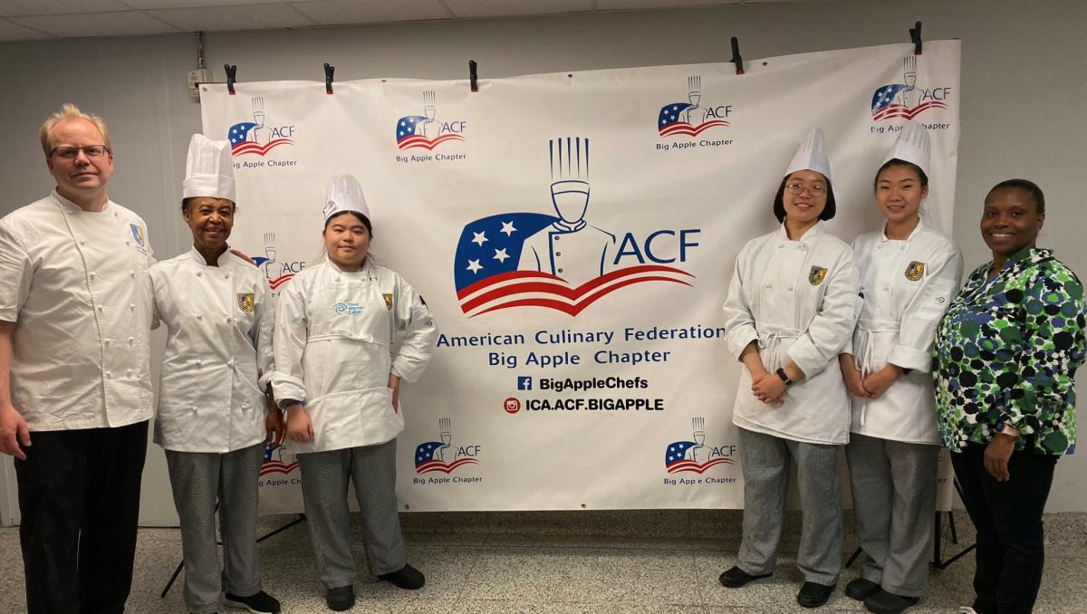 BACC Volunteers