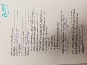 culm agreement