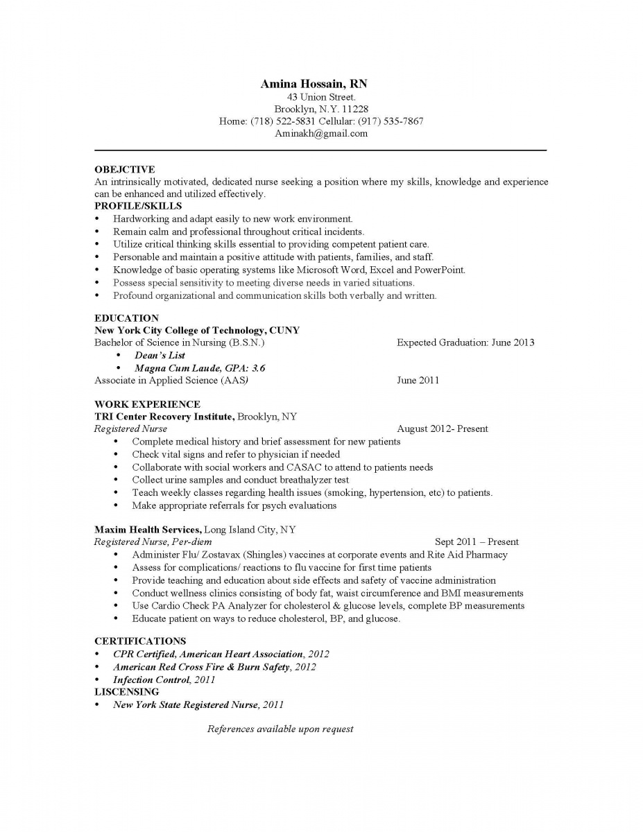 Portfolio Cover Letter Example International Relations Specialist  What Is A Cover Page For A Resume
