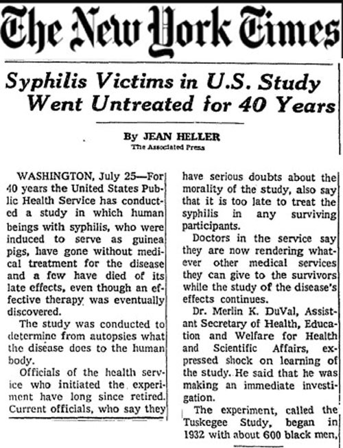 aids related newspaper articles