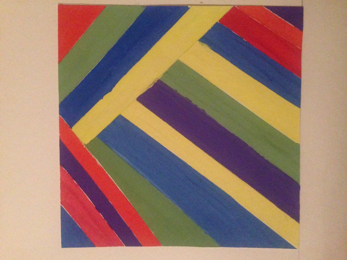 Prismatic Color Studies – Exercise #1: