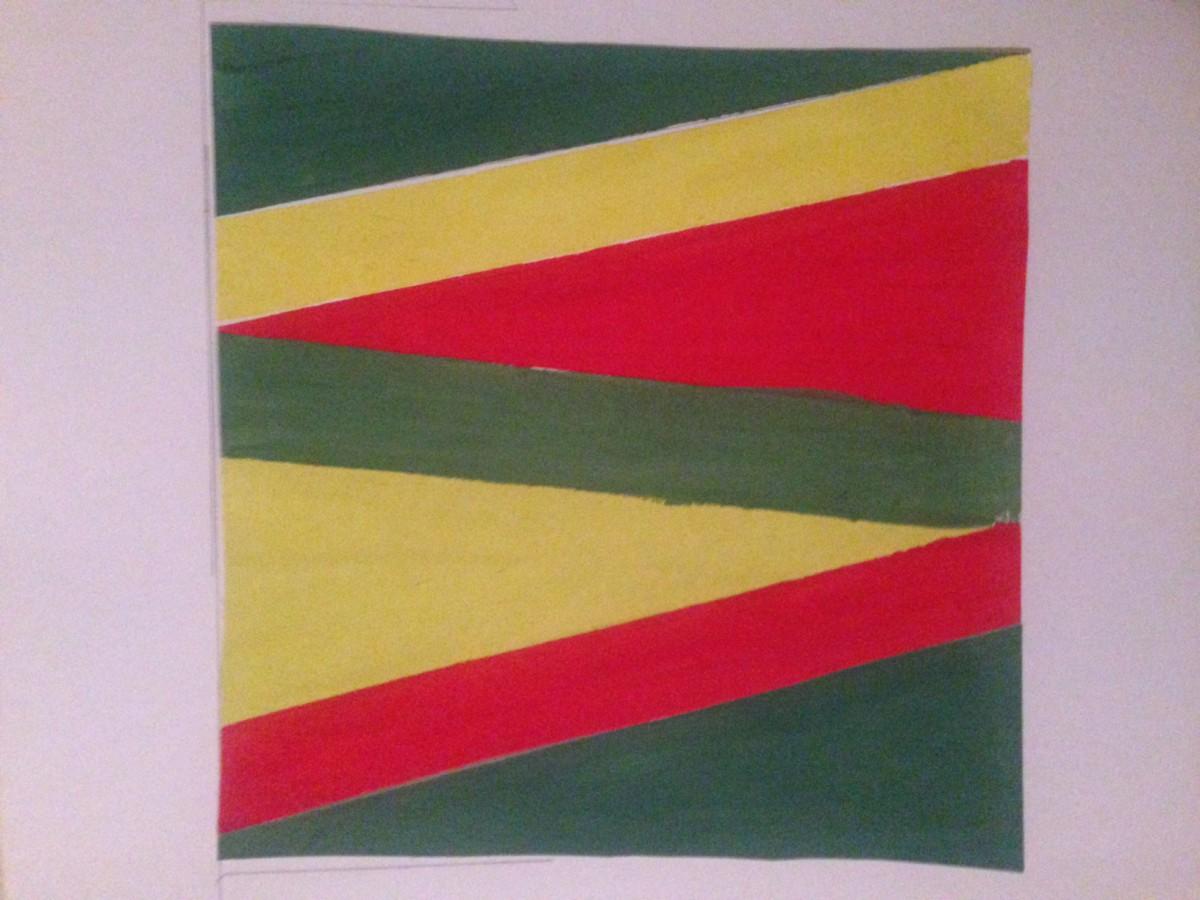 Prismatic Color Studies – Exercise #2: