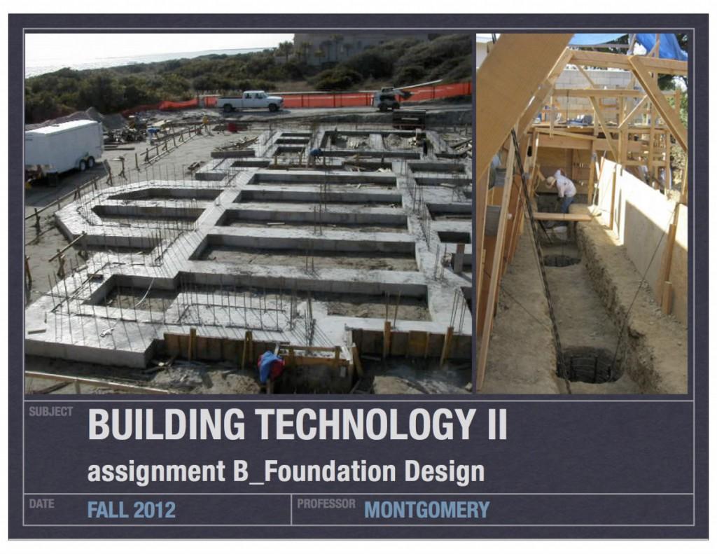 arch 1230_building tech II_assignment B_2012_fall