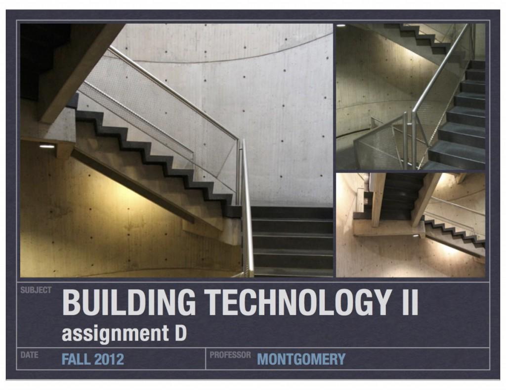 arch 1230_building tech II_assignment D_2012_fall