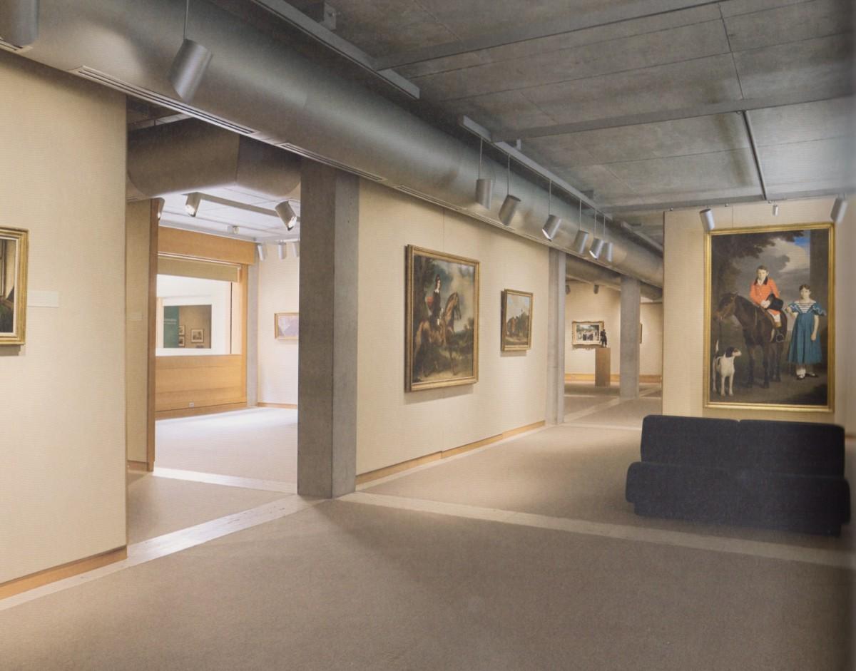 201401004_YCBA_second floor gallery