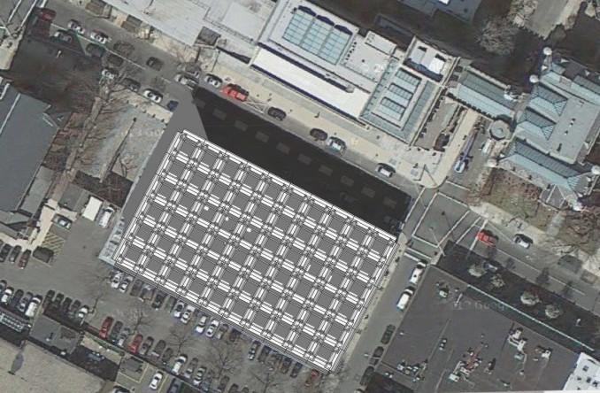 sketchup sample_roof plan