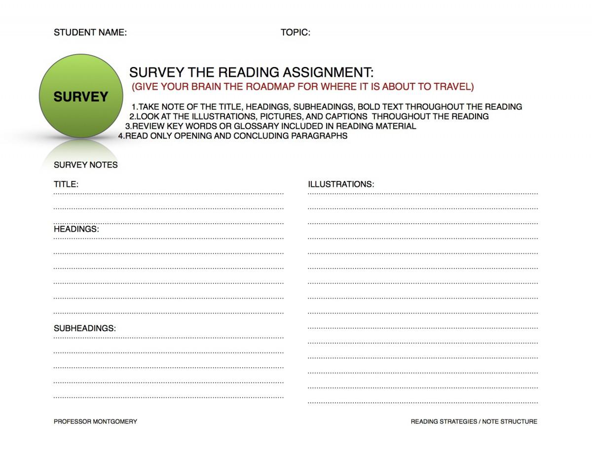 SQ3R_survey