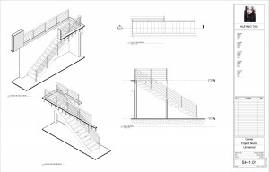 stair sheet