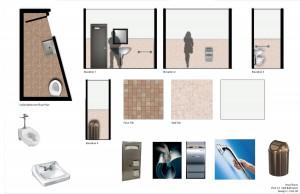 2.5 Bathroom Plans