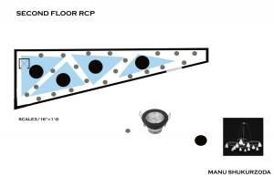 Second Floor RCP
