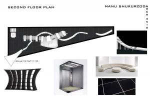 Seconf Floor Plan