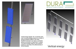 DURA Solar wall