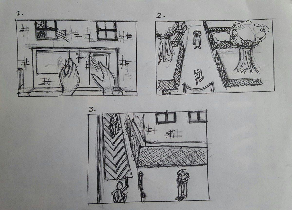 Dream Storyboard