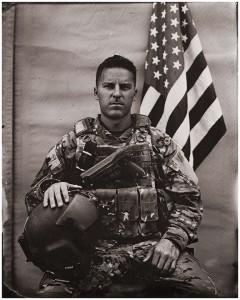 Ed Drew, Lieutenant Co-Pilot, 2013