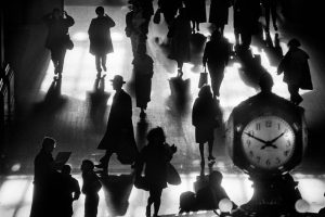Richard Sandler, Grand Central Terminal, 1990