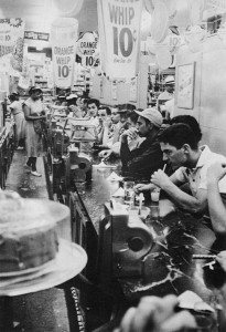 Robert Frank, Drugstore, Detroit, 1955-56