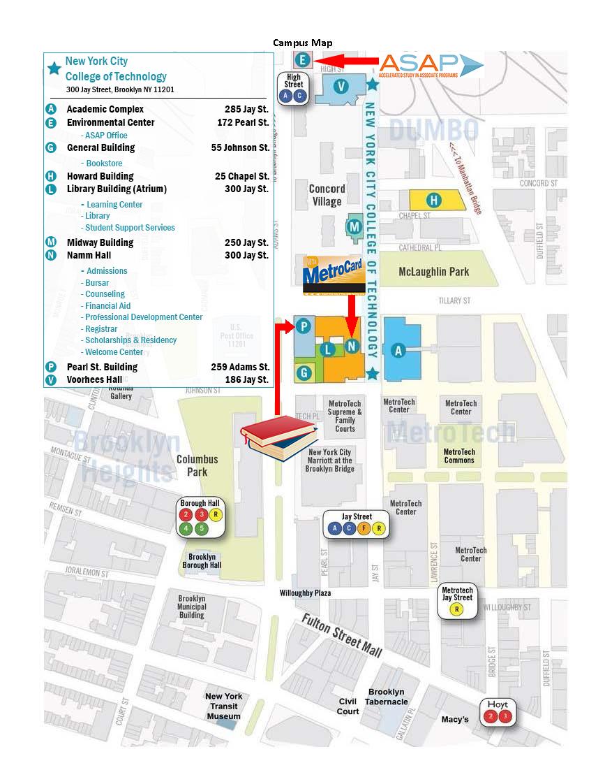 City Tech Map google maps android Delgado City Park Campus Map on