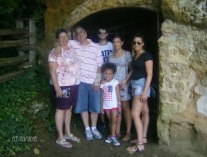 Family vacations!