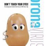 Anna Crull - DON'T TOUCH! says Mr. Potato Head