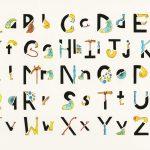Aracely Calle - Salvador-Dali-Typeface