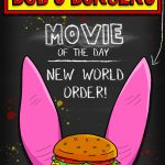 Catherine Vazquez - Bob's Burgers Movie Poster