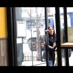 Video/Motion: Charielys Adames, Sadia Reya, Jennifer Rivas, Or Szyflingier, Kiara Camacho, Jonathan Baez - Guy in the Cafe