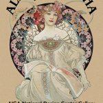 Giovanna Qu - Alphonse Mucha: a Retrospective Poster