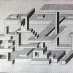 Jennifer Humala - Isometric Cubes