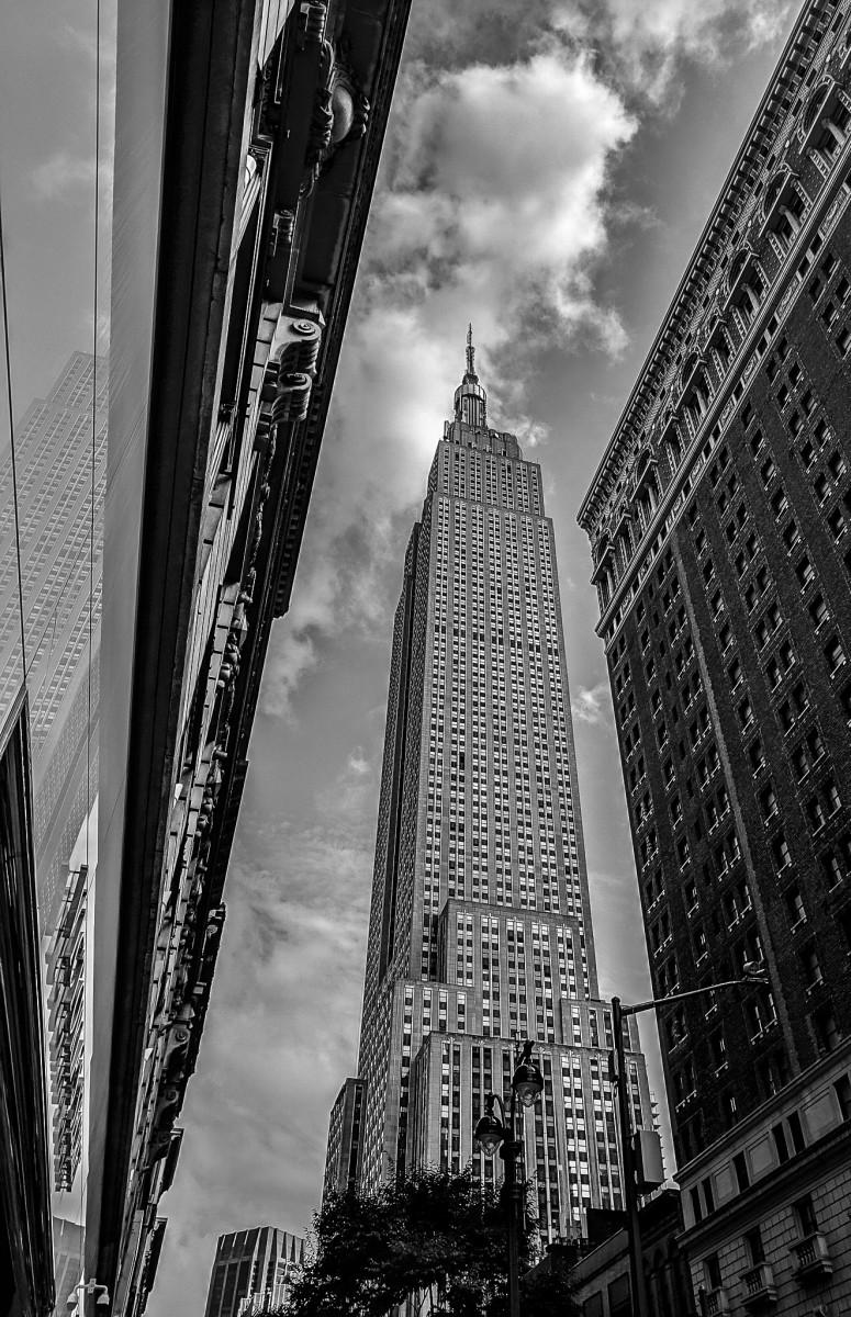 Silvana Comori - Empire State Building
