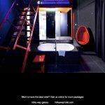 Silvana Comori - Hotel in Space