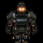 Zhongxu Su - Dwarf Armor Blazed Soft Glow