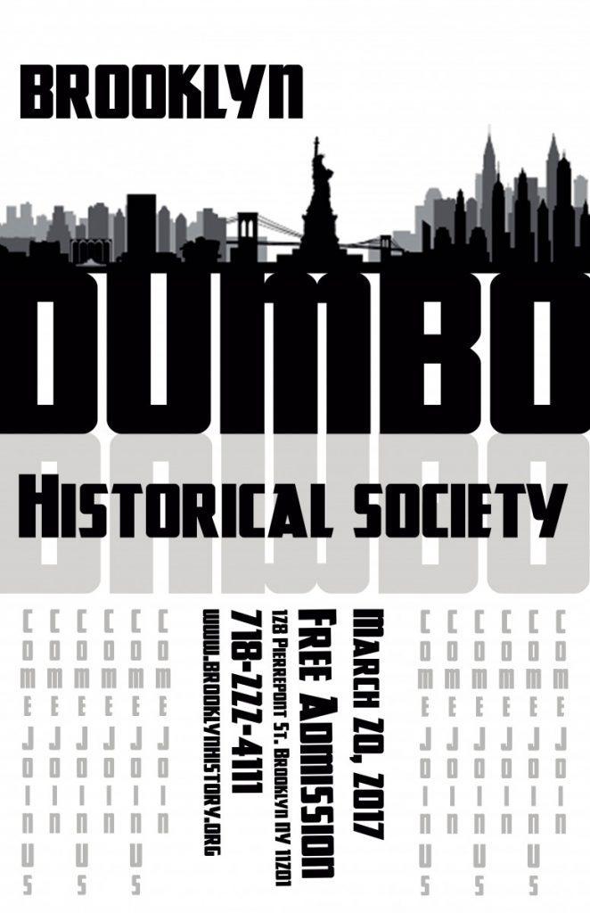 Paola Rojas Brooklyn Historical Society Poster Project Prof John De Santis