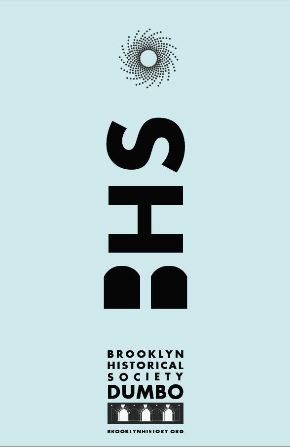 Natasha Yee Brooklyn Historical Society Poster Project Prof John De Santis
