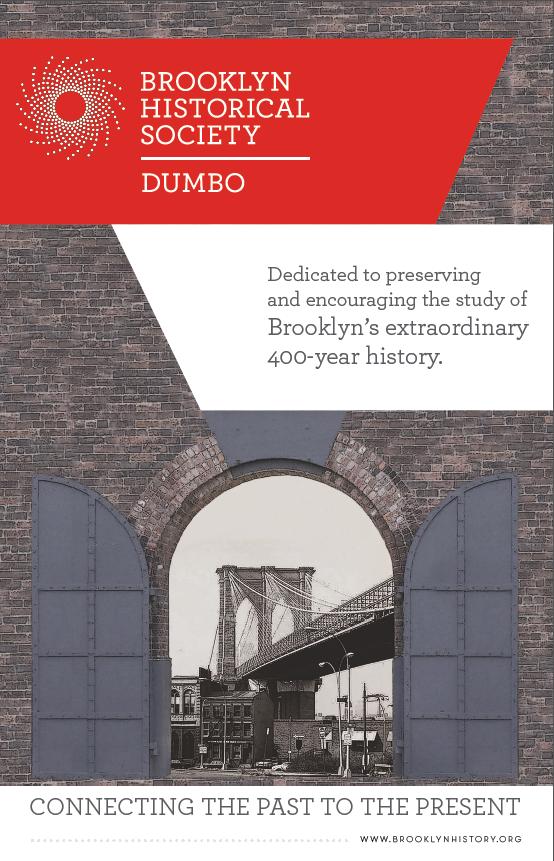 Karina Saldana Brooklyn Historical Society Poster Project Prof John De Santis