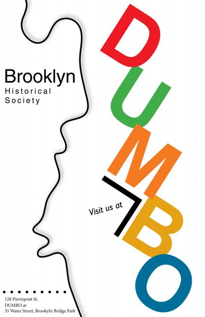 Henry Chang Brooklyn Historical Society Poster Project Prof John De Santis