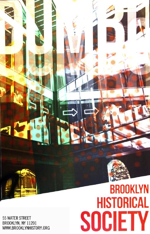 Rafal Napierala Brooklyn Historical Society Poster Project Prof John De Santis