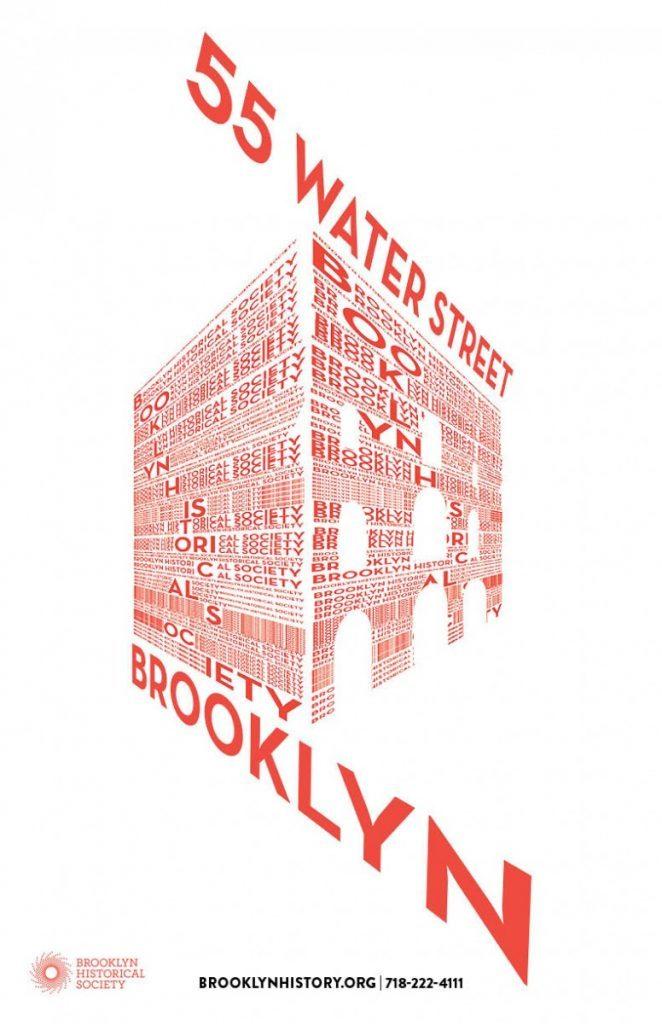 Or Szyflingier Brooklyn Historical Society Poster Project Prof John De Santis