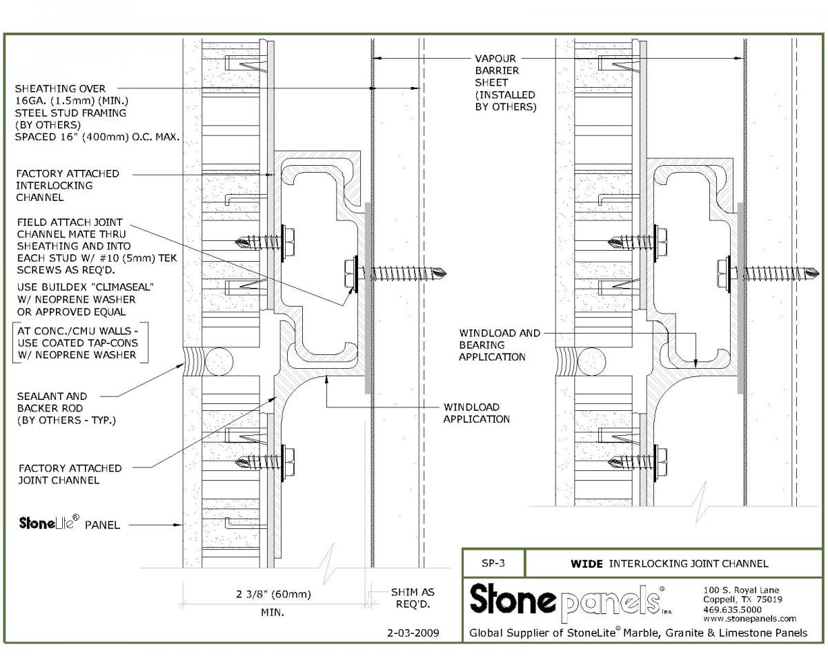 aluminum honeycomb stone veneer panel  najah   u2013 bronx