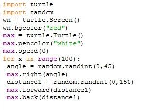 Lab 2 Python 2 Turtle Blast Clifford Chery S Eportfolio