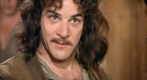 My name is Inigo Montoya..., Mandy Patinkin in The Princess Bride (1987)