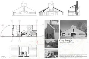Precadent Study_venturi house