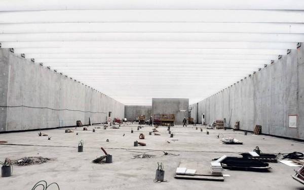 SANAA - Musee Louvre Lens - construction November 2012 via Forgemind Archimedia