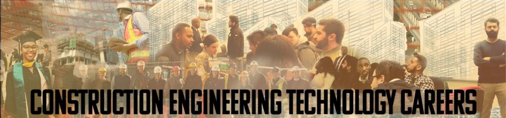 Construction Engineering Technology Careers (logo)