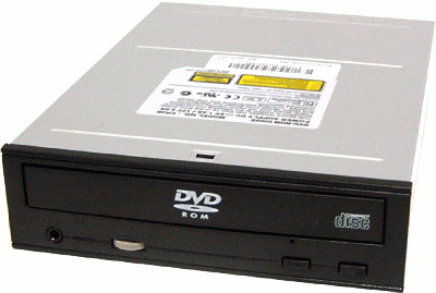 how to install optical drive