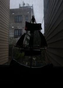 boat dark