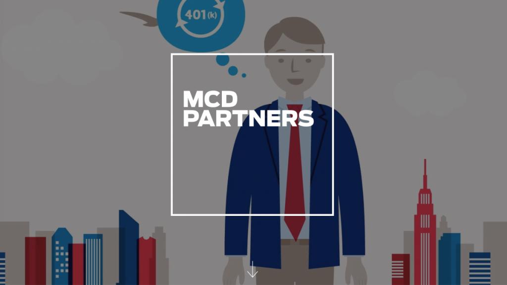MCD PARTNERS SITE