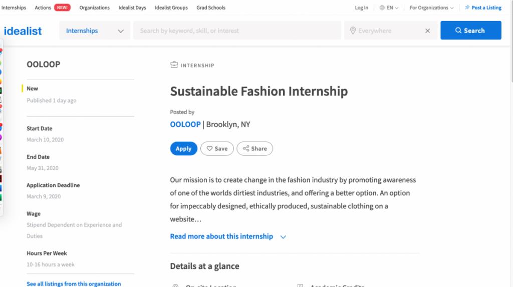 ooloop internship
